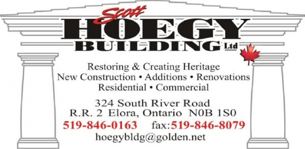 Scott Hoegy Building Ltd