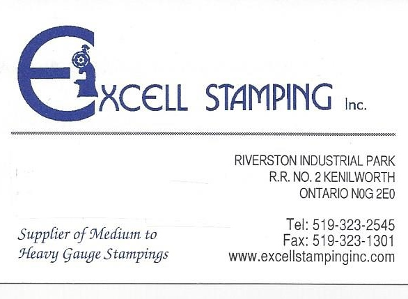 Excell Stamping Inc